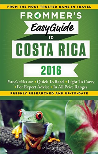 Frommers CR Easy Guide 2016