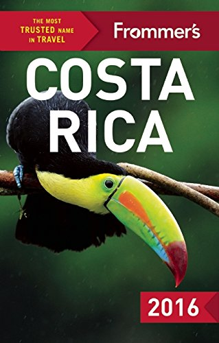 Frommers Costa Rica 2016